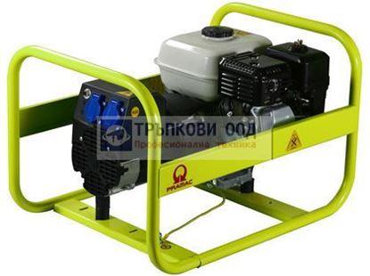 Снимка на Монофазен генератор PRAMAC E 3200