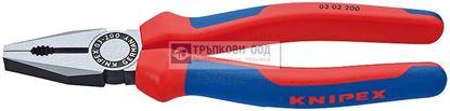 Снимка на Клещи комбинирани KNIPEX 200