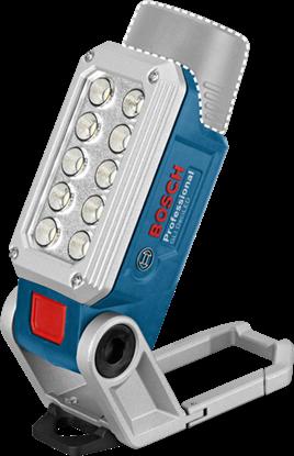 Снимка на  Акумулаторна лампа Bosch GLI DeciLED 12V-330Professional;06014A0000