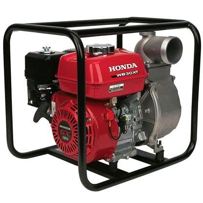 Снимка на Моторна помпа Honda WB30XT 3