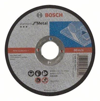 Снимка на Диск за рязане, AS 46 S BF, 115 mm, 22,23 mm, 2,5 mm,2608603164