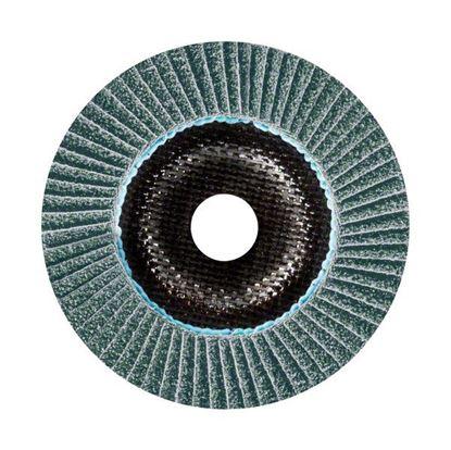 Снимка на X781 Ламелен шлифовъчен диск, Best for Metal, прав, основа фибростъкло, 115x22.23mm, G40;Ceramic Grit Technology;2608601486