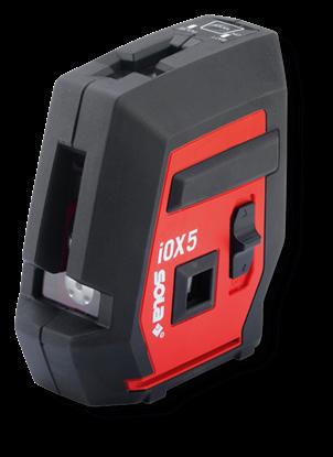 Снимка на Линеен-точков лазер SOLA iOX5 BASIC,71016701
