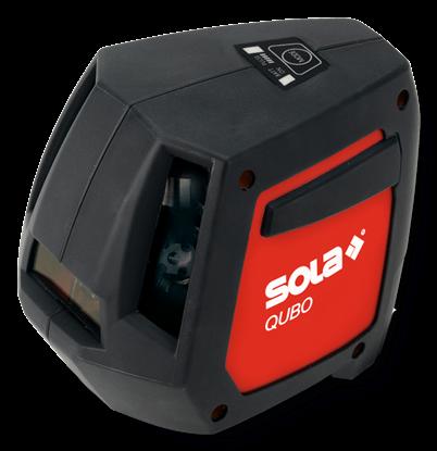 Снимка на Линеен лазер SOLA QUBO BASIC,71014401