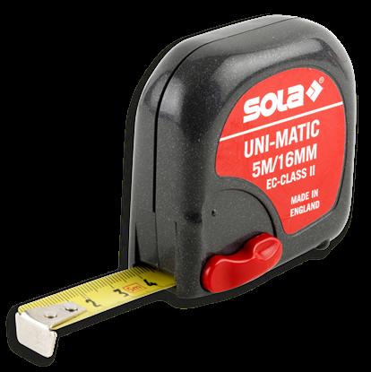 Снимка на Uni-Matic  UM 5 m;широчина на лентата, 16 mm;50012601