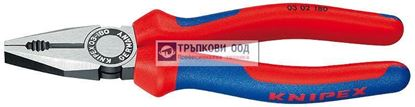 Снимка на Клещи комбинирани KNIPEX 180;302180