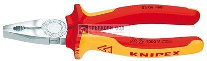 Снимка на Комбинирани клещи KNIPEX;0306180