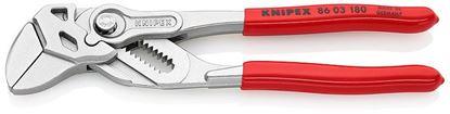 Снимка на Клещи Knipex 180mm;8603180