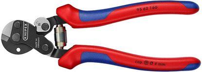 Снимка на Резачки Knipex за въжета 160mm;9562160