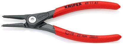 Снимка на Зегер клещи Knipex Ø10-25mm;140mm; 4911A1