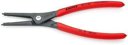 Снимка на Зегер клещи Knipex 40 - 100 Ø mm;225mm; 4911A3