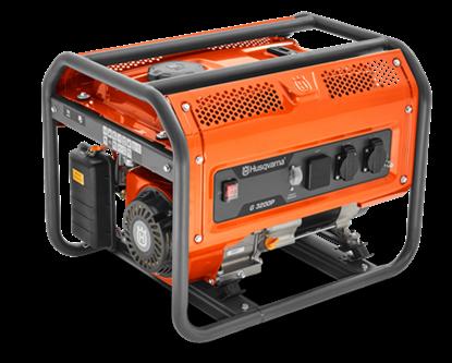 Снимка на  Генератор Husqvarna G3200P,212 см3,2.8 kW,3.8hp, 49kg,15л.резервоар