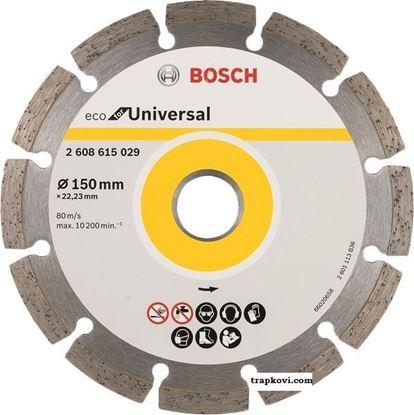 Снимка на Диамантен диск ECO Universal 150mm,2608615029