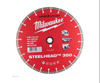 Снимка на Диамантен диск Milwaukee 350mm,4932471988