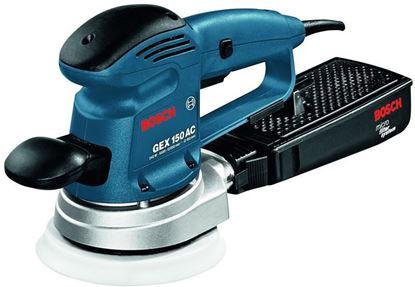 Снимка на Eксцентрикова шлифовъчна мaшина GEX 150 AC Professional