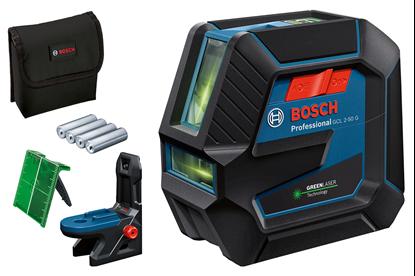 Снимка на НОВО!Комбиниран лазер GCL 2-50 G,Въртяща се стойка RM 10 Professional;0601066M00