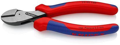 Снимка на КЛЕЩИ KNIPEX СТРАНИЧНА РЕЗАЧКА, 160мм, X-Cut,7302160